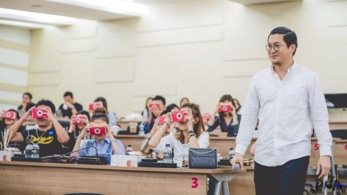 หลักสูตร DNAbySPU #DNAjournal EP.1 Virtual Reality :: VR ,ประตูสู่การผจญภัยในดินแดนจินตนาการ,คุณจิรยศ เทพพิพิธ , ผู้ก่อตั้ง Infofed ,www.infofed.com ,คณะบริหารธุรกิจ มหาวิทยาลัยศรีปทุม